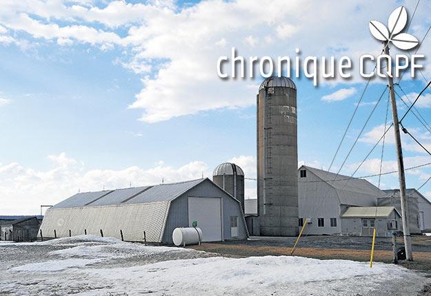 Les moisissures et les levures devront être contrôlées à l'ouverture du silo. Photo : Archives / TCN