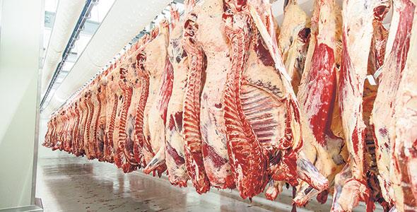 Au Québec, toutes les viandes distribuées dans le circuit commercial doivent obligatoirement provenir d'un établissement de catégorie provinciale ou fédérale. Photo : Shutterstock
