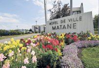Par ses efforts, Matane tente de s'ajouter à la liste de 11 municipalités québécoises possédant cinq fleurons. Photos : Gracieuseté de la Ville de Matane