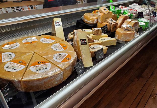 Les fromageries artisanales, comme la Fromagerie du Presbytère, ont eu la cote cet été auprès des nombreux vacanciers québécois. Photo : Gracieuseté de la Fromagerie du Presbytère