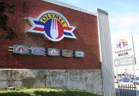 Le 29 octobre, Olymel a annoncé une éclosion de COVID-19 dans son usine de Princeville, dans le Centre-du-Québec. Crédit : Archives/TCN