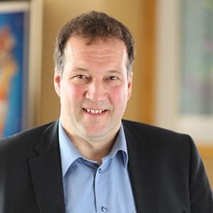 Pierre Lampron, président des Producteurs laitiers du Canada