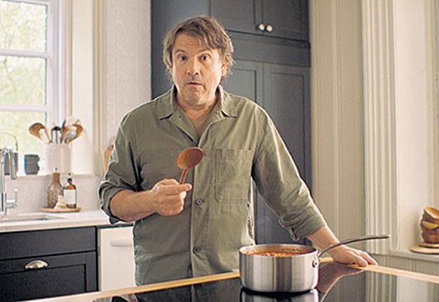 «Bon dans tout», Claude Legault a été choisi comme tête d'affiche de la nouvelle campagne d'Érable du Québec. Photos: Gracieuseté des PPAQ
