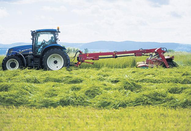 En décembre 2020, le Québec comptait 27442 exploitations agricoles, soit une hausse de 0,3% par rapport au début de l'année. Photo : Martin Ménard/Archives TCN