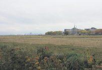 La congrégation religieuse est redevenue propriétaire de l'immense domaine le 18 décembre. Photo : Archives/TCN
