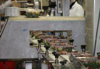 Une première éclosion majeure était survenue à l'usine, en juin. Photo : Archives / TCN