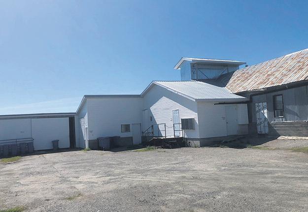 La Boucherie des Praz, de Rouyn-Noranda, détient actuellement un permis d'abattoir de proximité. Photo : Gracieuseté de la Boucherie des Praz