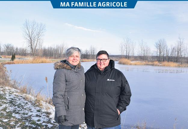 Au fil des épreuves, Guylaine Raymond et sa fille Roxanne Sorel ont appris qu'elles formaient une grande équipe. Photo : David Riendeau