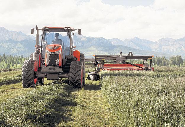 Les tracteurs de la série M7 sont offerts dans la catégorie Premium, Deluxe et Standard, avec une puissance allant de 128 à 168chevaux-vapeur.