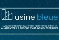 L'Usine Bleue est une initiative du Regroupement des entreprises en automatisation industrielle