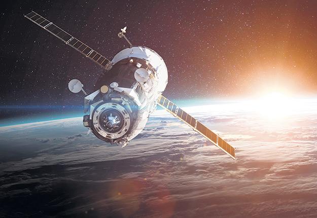 SpaceSense utilise les données radar, ce qui évite les problèmes liés au couvert nuageux.