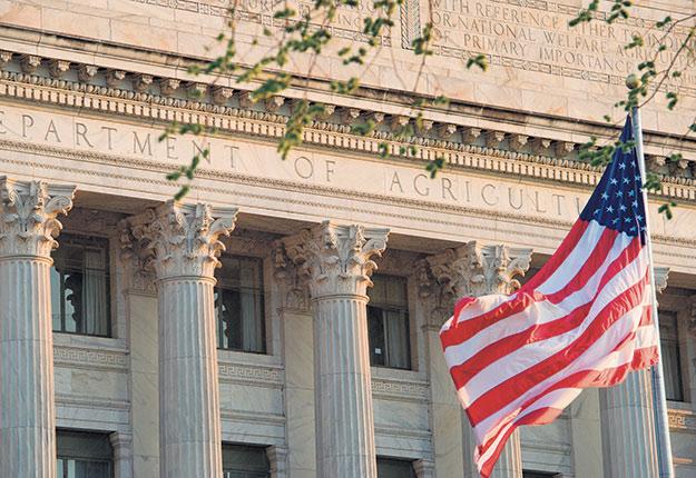 Le département américain de l'Agriculture a tenu sa 97e édition du Forum annuel sur les perspectives agricoles virtuellement les 18 et 19 février. Photo : Shutterstock
