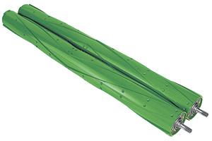 John Deere offre un conditionneur unique à rouleaux à chevrons pour un foin haut de gamme, le Tri-Lobe.