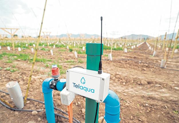 Selon TelAqua, leurs divers capteurs peuvent s'installer en moins de dix minutes sur n'importe quelle installation. Photo : Gracieuseté TelAqua