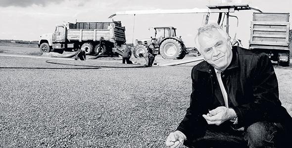 François Gendron a été ministre de l'Agriculture de 2012 à 2014. Photo : Gracieuseté de François Gendron