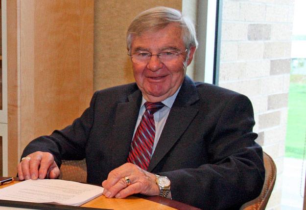 Donald Brochu. Photo : Archives/TCN