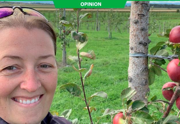 L'agronome Amélie Martin réclame qu'on arrête de croire qu'il faille diviser les agronomes en deux clans séparés par l'apparence de conflits d'intérêts pour régler tout ce qui va mal en agriculture au Québec.