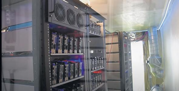 Les 1500 processeurs de l'entreprise seraient en mesure de chauffer une superficie de 25 000 pi2 durant la saison froide.