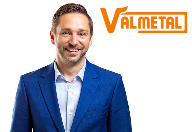 David Vallières, président du Groupe Valmétal.