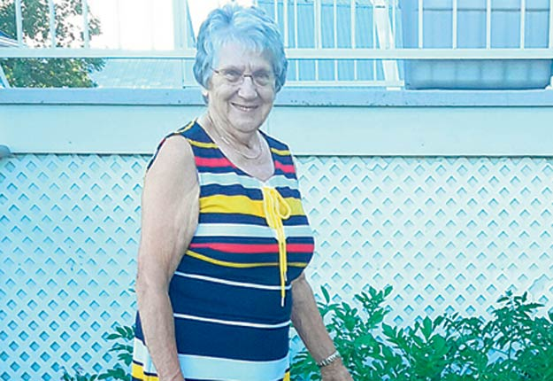 Monique Héneault-Émery, mère de cinq enfants, a pris les rênes de l'entreprise, dans un domaine qui lui était étranger au départ. Monique Héneault-Émery