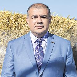 Fernando Borja, directeur général chez FERME