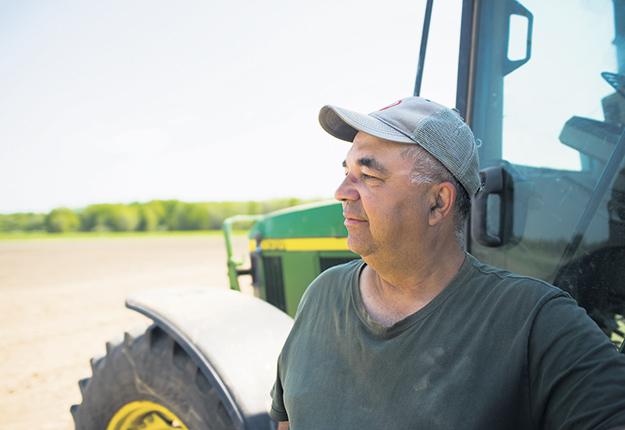 Les agriculteurs et agricultrices sont courtisés par les politiciens, pour qui voteront-ils? Photo : Martin Ménard/Archives TCN