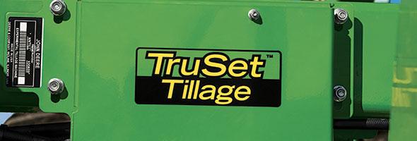 Le dispositif TrueSet permet d'effectuer les réglages comme depuis l'intérieur de la cabine.