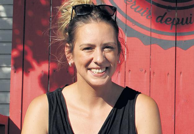 Ruth Ellen Brosseau poursuivra son travail à la ferme et continuera de défendre les intérêts des agriculteurs. Photo : Gracieuseté de Ruth Ellen Brosseau