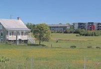 Le documentaire Québec Terre d'Asphalte illustre la pression que fait peser le développement urbain sur la zone agricole. Photo : Québec Terre d'Asphalte
